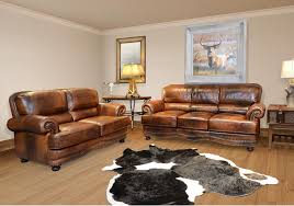 lacks cowboy 2 pc living room set