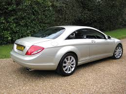 used 2007 mercedes benz cl d v6 tiptronic for sale in east sussex