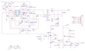 7 1 home theater circuit diagram haier le32c13200 haier le40c13800 smps and inverter circuit