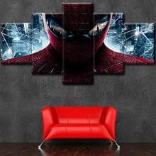 compare prices spiderman canvas painting shopping buy