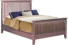 natural solid wood bed frames solid oak platform beds the