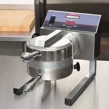 nemco 7020a 240 belgian waffle maker with removable grids 240v
