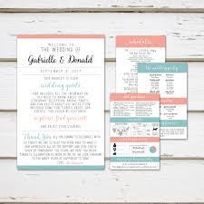 wedding program book printable infographic wedding program booklet wedding booklet