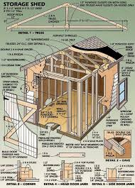 How To Build A Shed Plans by Interior Shed Roof Loft How To Build A Small Shed U2013 Plans And