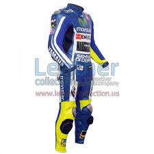 motorcycle leather suit vr46 movistar yamaha m1 motogp motorbike leather suit https