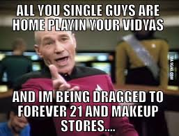 Single Guys Meme - as a man in a relationship live it up my single bros 9gag
