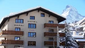 Hotelcard Elite Zermatt Switzerland