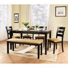 Narrow Dining Tables by Home Design Long Rustic Narrow Dining Table With Chairs Set On