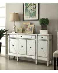 wine rack console table amazing deal on 1perfectchoice modern hallway buffet serve wine