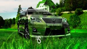 lexus lx 570 wallpaper lexus lx570 crystal nature car 2013 el tony