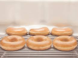 krispy kreme doughnuts flips on the light oct 10 in evergreen