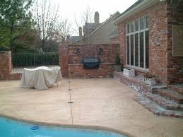 decorative concrete overlays in tulsa beauty crete supplybeauty