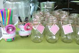 jar baby shower ideas baby shower idea a gathering place