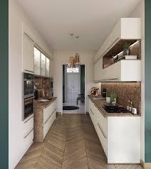 comment amenager une cuisine comment aménager une cuisine en longueur madame figaro