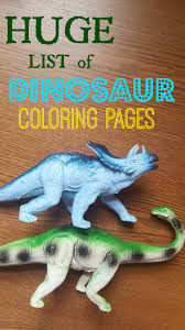 free dinosaur coloring pages u0026 printable activities