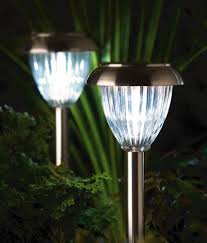 Brightest Led Solar Path Lights by Brightest Solar Landscape Lighting Green Technology Solar