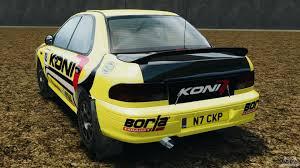 subaru rally wrx subaru impreza wrx sti 1995 rally version for gta 4