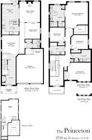 princeton 2740 sq ft centerville westin homes