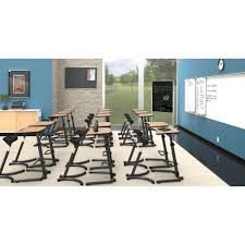 Sit And Stand Desk by Up Rite Student Height Adjustable Sit And Stand Desk Mooreco