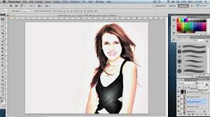 tutorial how to make your picture look like an artistic sketch