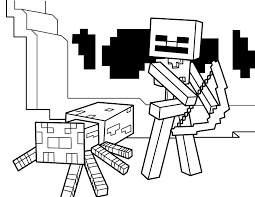 minecraft coloring coloring pages minecraft wolf