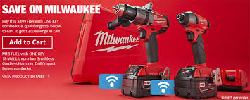 black friday milwaukee tools home depot home depot holiday 2016 cordless power tool combo kit bonus deals