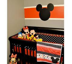 Vintage Mickey Mouse Crib Bedding 128 Best Disney Nurseries Rooms Images On Pinterest Room