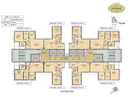 luxury floor plans luxury property in kanjurmarg east mumbai runwal bliss mumbai