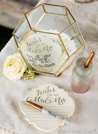 wedding guest books 20 must see non traditional wedding guest book alternatives