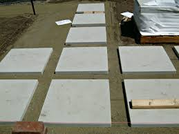 laying a paver patio excellent ideas concrete squares beauteous how to install 24quot