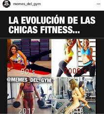 Memes De Gym En Espa Ol - memes del gym literal instagram facebook