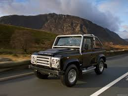 2013 Land Rover Defender Confirmed Automotorblog