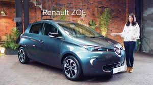 renault twizy blue new 2018 renault zoe review u2013 all you need to know youtube