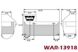 warn winch soft winch covers 4wheelonline com