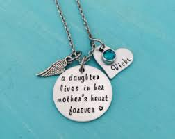 Personalized Memorial Necklace Dad Memorial Necklace Memorial Jewelry I Used To Be His