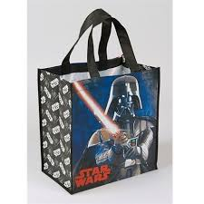 wars gift bags wars gift bag with large darth vader image roobix