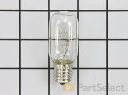 lg microwave oven light bulb replacement lg 6912w1z004b light bulb 125v 30w partselect