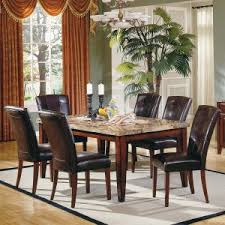 marble top dining table set marble top kitchen dining table sets hayneedle