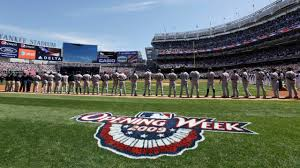yankee stadium home run lights fun facts about yankees opening day in history newsday