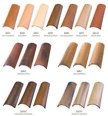 Roof Tile Colors 2018 Clay Roof Tiles Installation Costs Pros Cons Clay Vs