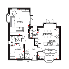 House Floor Plans For Sale David Wilson Homes Floor Plans Awesome 4 Bed Detached House For