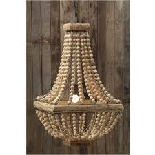 Beaded Wood Chandelier 383 Best Lighting Images On Pinterest Lighting Ideas