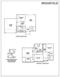 Brookfield Homes Floor Plans by Brookfield