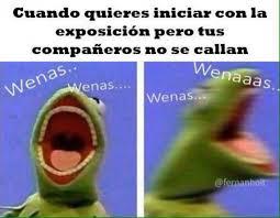 Memes Rana Rene - dopl3r com memes cuando quieres inicar la exposici祿n pero no