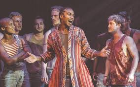 joseph and the amazing technicolor dreamcoat auckland live