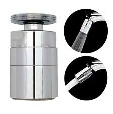 Swivel Aerator For Kitchen Faucet Hibbent Dual Function 2 Flow Kitchen Sink Aerator 360 Degree