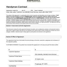 maintenance service contract sample 10 best images of hvac