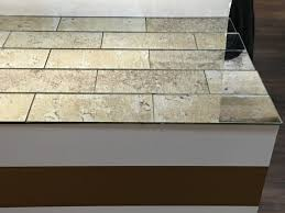 tile bartile mirrored subway tiles backsplash kitchen tiles