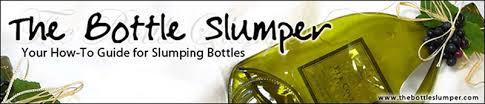 melted wine bottle platter the bottle slumper how to slump glass bottles and make trays for