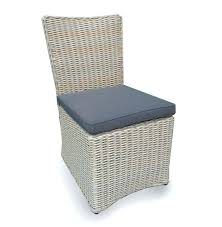 Outdoor Rattan Dining Chairs Lovely Gray Rattan Dining Chair Medium Image For Rattan Furniture